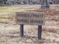 Hodges-Pratt Burial Ground