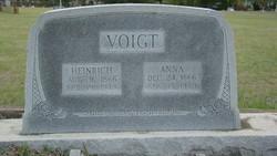 Heinrich August <I>Carl</I> Voigt