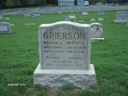 William Andrew Grierson