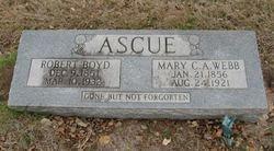 Robert Boyd Ascue