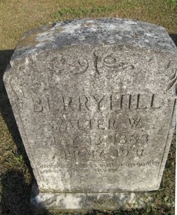 Walter William Berryhill