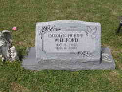 Carolyn Pichoff Williford