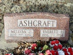 Melissa Jane <I>Riley</I> Ashcraft