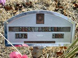 Perry Wayne Ashcraft