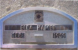 Ella <I>Pierce</I> Hamer
