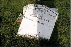 Clora <I>Evans</I> Atlas