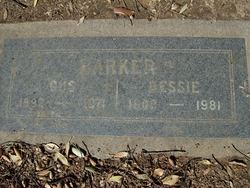 "Eva Elizabeth ""Bessie"" <I>Mohler</I> Barker"