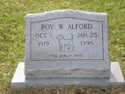 Roy W Alford