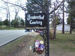 Fraudenthal Cemetery