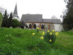 St Mary and St Edward Churchyard