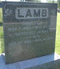 Emmett Burkhead Lamb