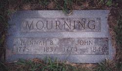 Hannah <I>Ball</I> Mourning
