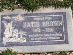 """Kathryn L """"Katie"""" Brown"""
