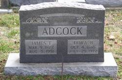 James Fuqua Adcock, Sr