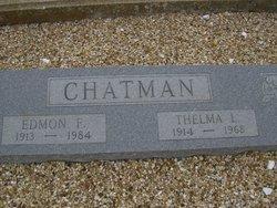 Thelma L <I>Reagor</I> Chatman