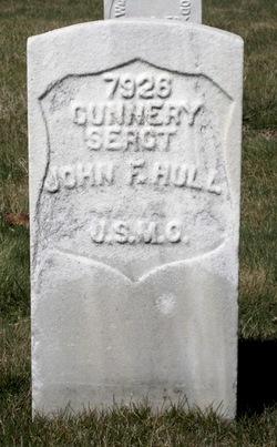 John Frederick Hull