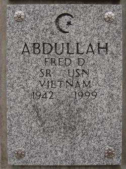 Fred D Abdullah