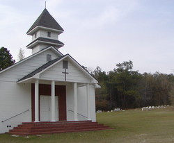 Black Creek Baptist Church Cemetery