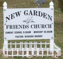 New Garden Friends Cemetery