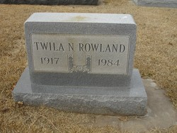 Twila N. Rowland