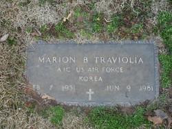 Marion B. Traviolia