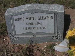 Doris Ardella <I>White</I> Gleason