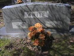 "Valter L. ""Coot"" White"