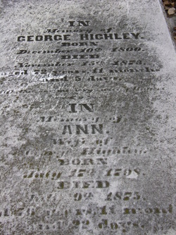 George Highley