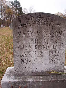 Mary Miranda <I>Nason</I> Reynolds