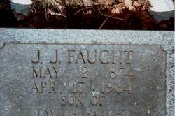 """Johnny James """"J. J."""" Faught"""