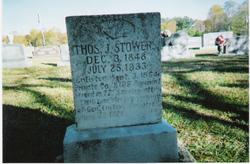 Thomas James Stowers