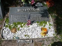 Edmond R. Adams
