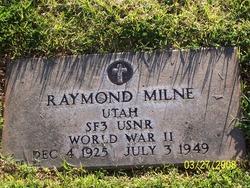 Raymond Milne