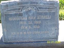 Woodrow Kay Staheli