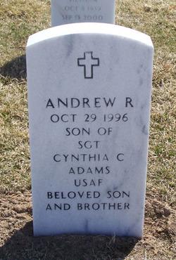 Andrew R Adams