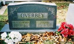 Gladys <I>Ward</I> Overbey