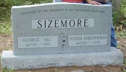 George All Sizemore