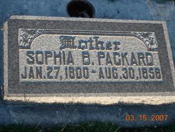 Sophia <I>Bundy</I> Packard