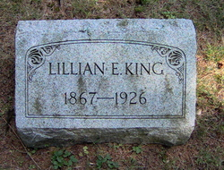 Lillian E. <I>Wheeler</I> King