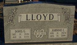 Johnnie C Lloyd
