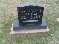 Ralph Rehm