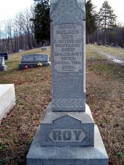 Mary <I>McLean</I> Roy