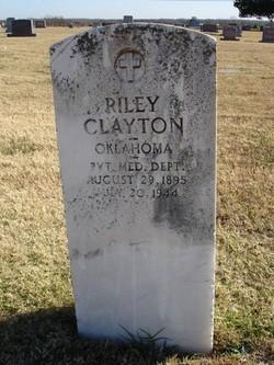 Riley Clayton