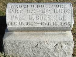 Paul B Boeshore