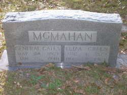 Eliza Jane <I>Green</I> McMahan