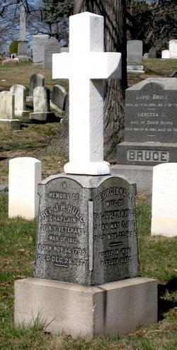 Rev Joseph Harvey Hull