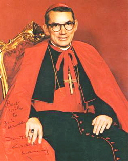 Cardinal Timothy Manning