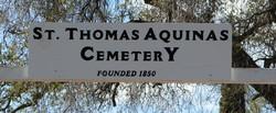 Saint Thomas Aquinas Cemetery