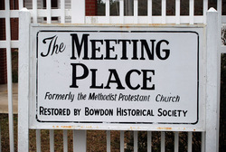 Bowdon Methodist Protestant Church Cemetery