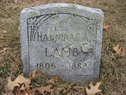 Hannibal Alex Lamb